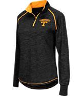 Women's Stadium Tennessee Volunteers College Bikram 1/4 Zip Shirt