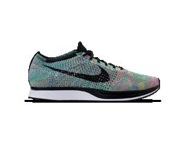 Shop Nike Flyknit Racer.