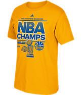 Men's adidas Golden State Warriors NBA 2015 Champs T-Shirt