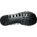 Bottom view of Women's New Balance 501 State Fair Casual Shoes in Black/Multi