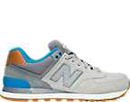 Women's New Balance 574 Collegiate Casual Shoes