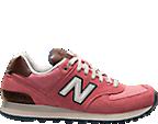 Women's New Balance 574 Beach Cruiser Casual Shoes