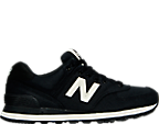 Women's New Balance 574 Canvas Waxed Casual Shoes
