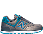 Women's New Balance 574 Mineral Glow Casual Shoes