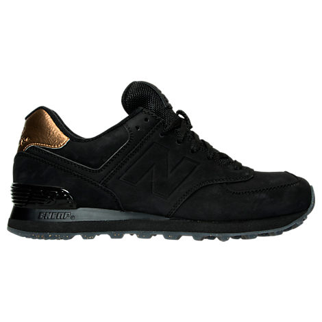 Women's New Balance 574 Molten Metal Casual Shoes