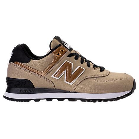 Women's New Balance 574 Seasonal Shimmer Casual Shoes