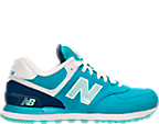 Women's New Balance 574 Glacial Casual Shoes