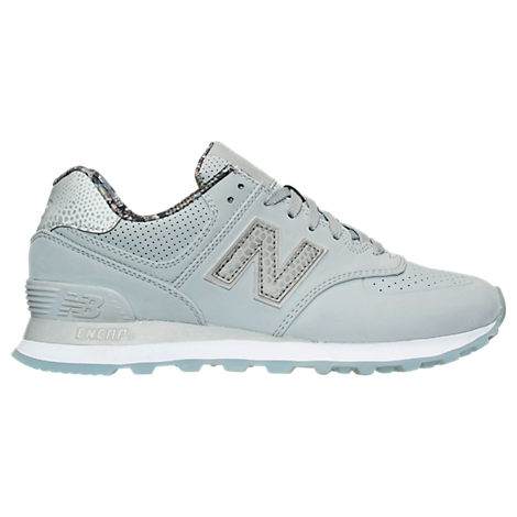 Women's New Balance 574 Luxe Reptile Casual Shoes