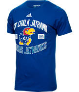 Men's adidas Kansas Jayhawks College Prevent T-Shirt