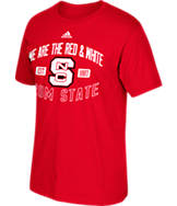 Men's adidas North Carolina State College Prevent T-Shirt