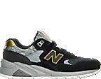 Women's New Balance 580 Molten Metal Casual Shoes