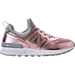 Right view of Women's New Balance 574 Synthetic Casual Shoes in Rose Gold/Silver Mink