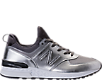 Women's New Balance 574 Synthetic Casual Shoes
