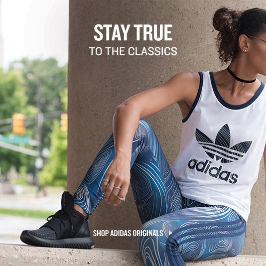 Shop Adidas Classics.