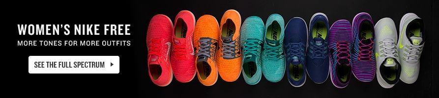 Shop Women's Nike Free.