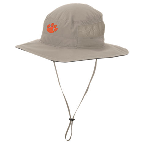 Columbia Clemson Tigers College Bora Bora Booney II Bucket Hat