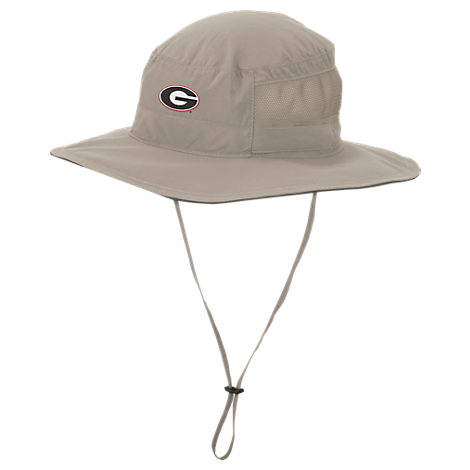 Columbia Georgia Bulldogs College Bora Bora Booney II Bucket Hat