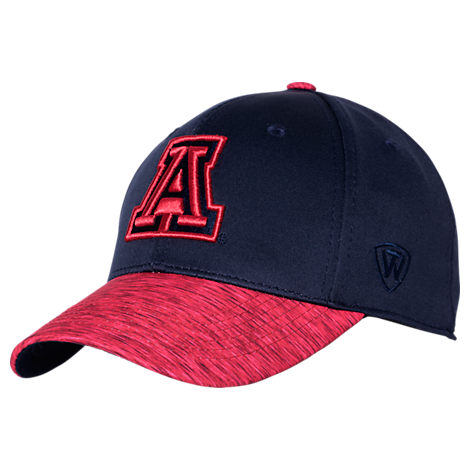 Top Of The World Arizona Wildcats College Lightspeed Flex Fit Hat