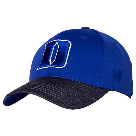 Top Of The World Duke Blue Devils College Lightspeed Flex Fit Hat