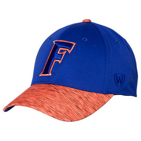 Top Of The World Florida Gators College Lightspeed Flex Fit Hat