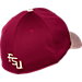 Back view of Top Of The World Florida State Seminoles College Lightspeed Flex Fit Hat in Team Colors