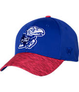 Top Of The World Kansas Jayhawks College Lightspeed Flex Fit Hat