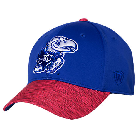 Top Of The World Kansas Jayhawks College Lightspeed Flex Fit Hat