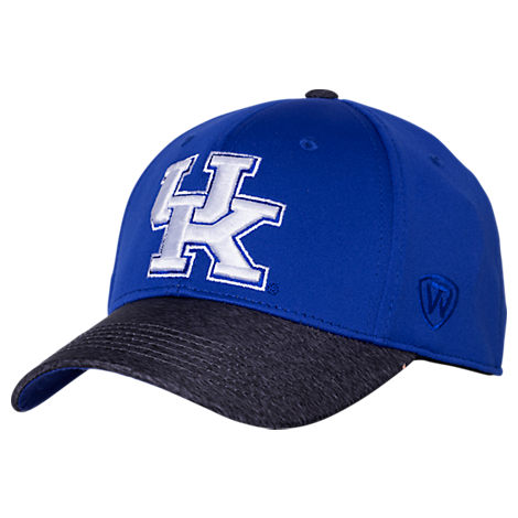 Top Of The World Kentucky Wildcats College Lightspeed Flex Fit Hat
