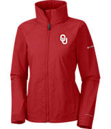 Women's Columbia Oklahoma Sooners College Switchback Jacket