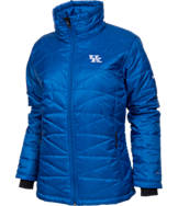 Women's Columbia Kentucky Wildcats College Mighty Lite Jacket