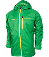Men's Columbia Oregon Ducks College Hail Tech Jacket