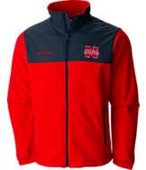 Men's Columbia Nebraska Cornhuskers College Fast Tech Full-Zip Jacket