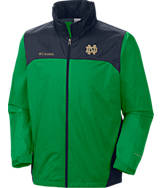Men's Columbia Notre Dame Fighting Irish College Glennaker Jacket