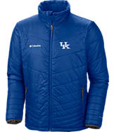 Men's Columbia Kentucky Wildcats College Mighty Lite Jacket