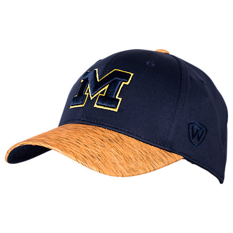 Top Of The World Michigan Wolverines College Lightspeed Flex Fit Hat