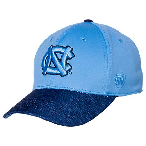 Top Of The World North Carolina Tar Heels College Lightspeed Flex Fit Hat
