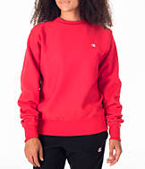 Women's Champion Signature LBR Crew Sweatshirt