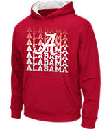 Kids' Stadium Alabama Crimson Tide College Pullover Hoodie