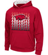 Kids' Stadium Arkansas Razorbacks College Pullover Hoodie