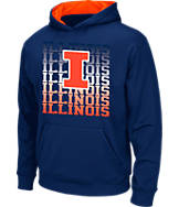 Kids' Stadium Illinois Fighting Illini College Pullover Hoodie