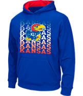 Kids' Stadium Kansas Jayhawks College Pullover Hoodie