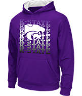 Kids' Stadium Kansas State Wildcats College Pullover Hoodie