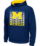 Kids' Stadium Michigan Wolverines College Pullover Hoodie