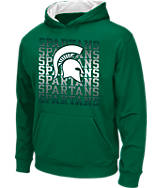 Kids' Stadium Michigan State Spartans College Pullover Hoodie