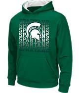 Kids' Stadium Michigan State Spartans College Pullover Hoodie