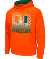 Kids' Stadium Miami Hurricanes College Pullover Hoodie