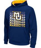 Kids' Stadium Marquette Golden Eagles College Pullover Hoodie