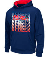 Kids' Stadium Mississippi Rebels College Pullover Hoodie