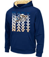 Kids' Stadium Navy Midshipmen College Pullover Hoodie