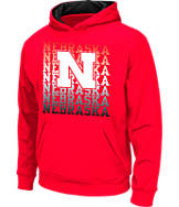 Kids' Stadium Nebraska Cornhuskers College Pullover Hoodie